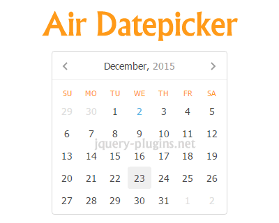 air_datepicker_lightweight_cool_jquery_datepicker