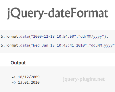 jquery_dateformat_lightweight_jquery_plugin_to_format_date_outputs