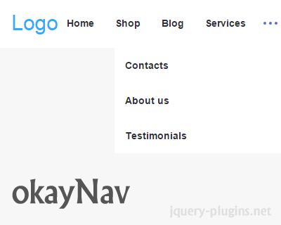 okaynav_jquery_responsive_navigation_plugin