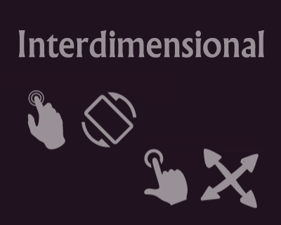 interdimensional_spatial_scrolling_for_your_web_pages