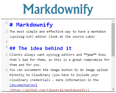 markdownify_simple_markdown_editor_with_jquery