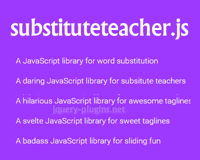 substituteteacher.js_javascript_library_to_substitute_sentences