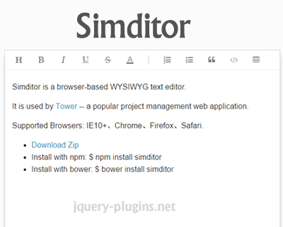 simditor_easy_and_fast_wysiwyg_editor