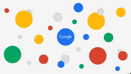 Google bubbles digital art