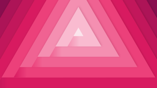 1600 x 900 pink material style design wallpaper