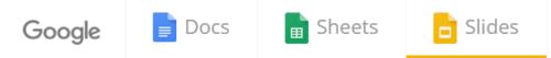 Google slide Logo