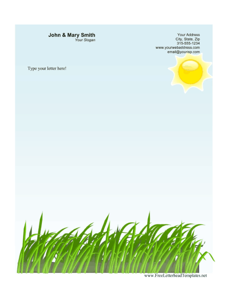 agriculture_business_letterhead