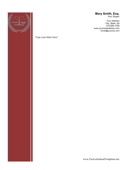 legal_business_letterhead