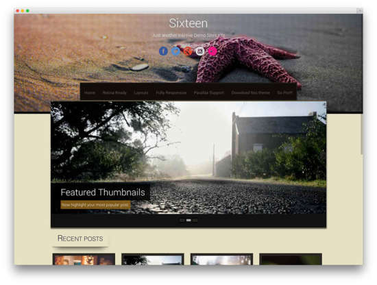 sixteen_wordpress_theme