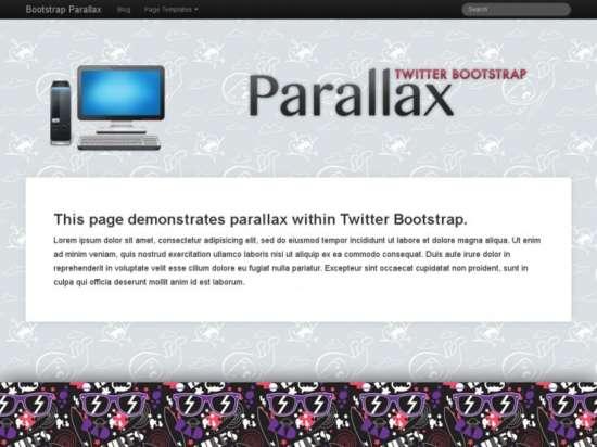 bootstrap_parallax