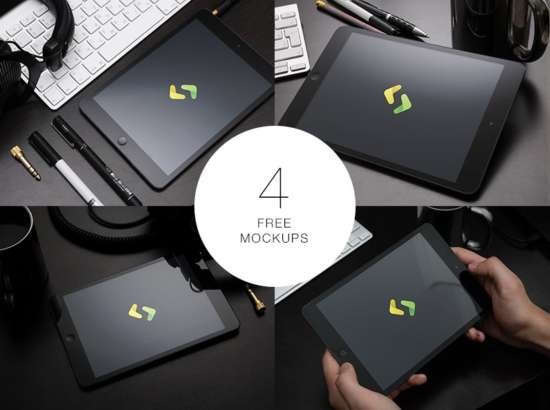 4_photorealistic_ipad_mockups