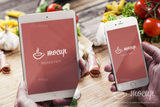 ipad_and_iphone_in_kitchen_mockup