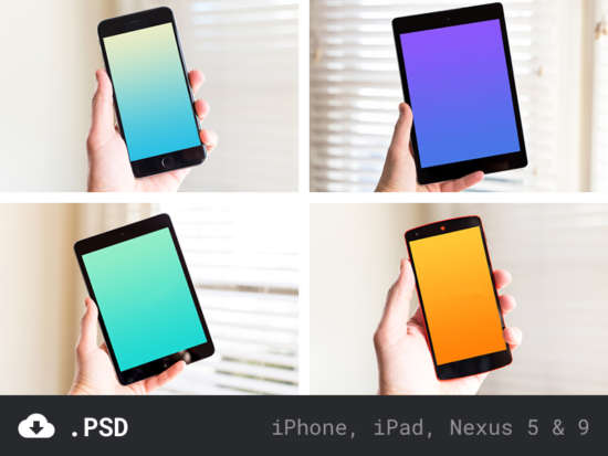 set_of_iphone_and_ipad_mockups