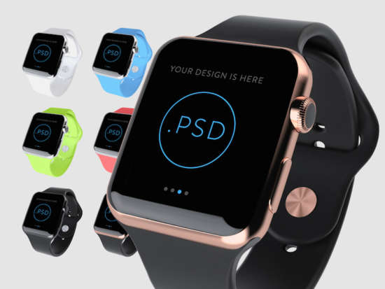 apple_watch_in_6_colors_mockup