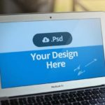 75+ Free MacBook Mockup with Smart Objects