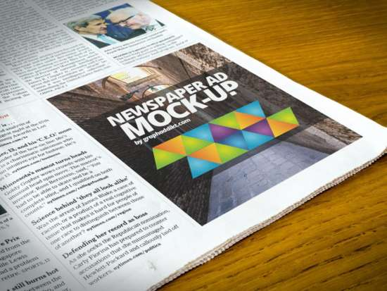 newspaper_advert_mockup