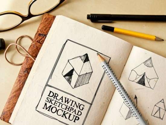drawing_sketchpad_a5_mockup