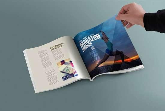 browsing_a_magazine_mockup