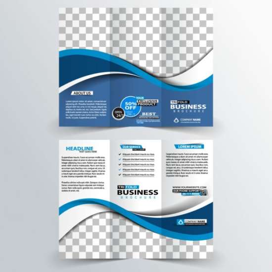 blue_waves_business_trifold_screenshot