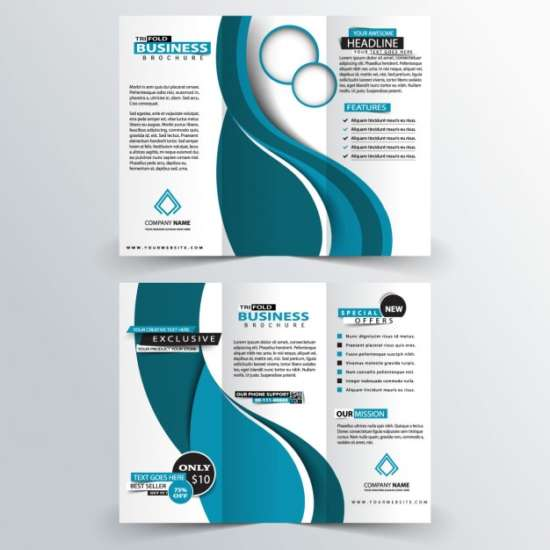 abstract_business_trifold_with_blue_waves_screenshot