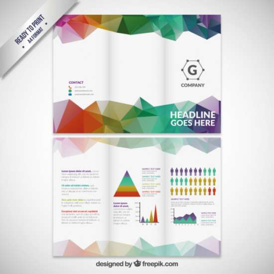 colors_geometric_tri_fold_brochure_screenshot