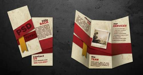 free_brochure_templates_.psd_files_front_and_back_screenshot