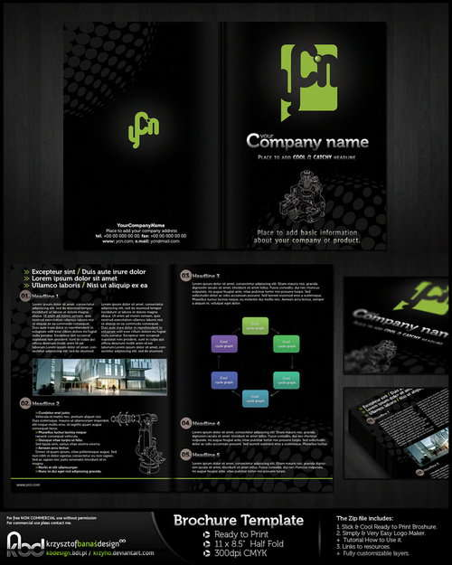 black brochure_template_screenshot