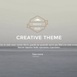 60+ Free & Beautiful Parallax WordPress Themes