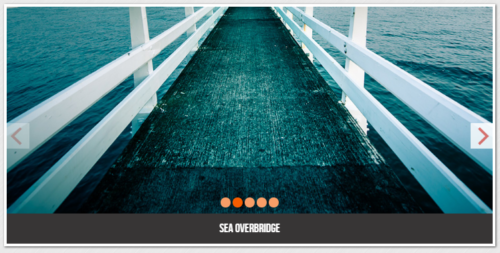 Reverie Responsive CSS3 Slider