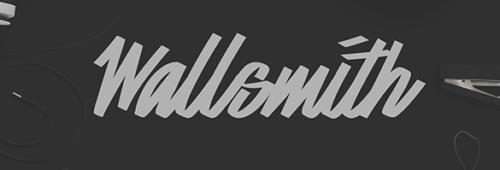Wallsmith Calligraphy Font