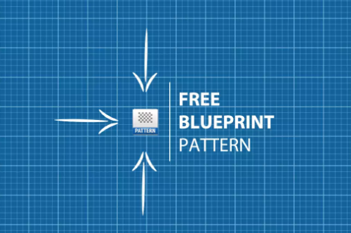 Free Blueprint Pattern by SectorTech