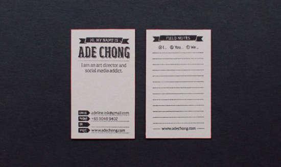 handmade_personal_namecards