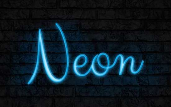 neon_text_effect