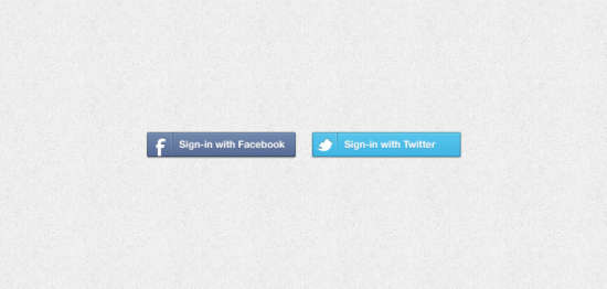 facebook_&_twitter_sign_in_buttons_psd