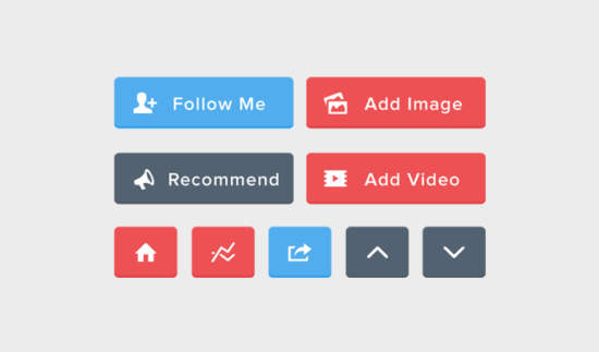flat_button_set_psd
