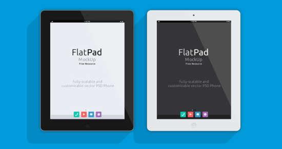 flat_black_&_white_ipads_psd_mockup