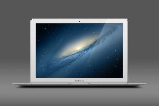 apple_macbook_air_psd