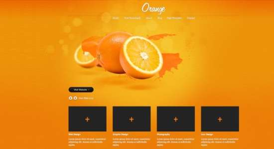 orange_free_business_psd_template