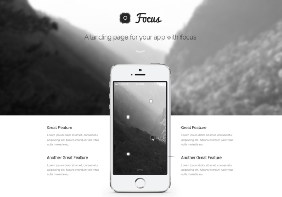 focus_landing_page_template_psd