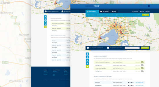 website map template