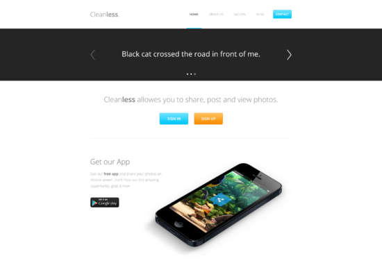cleanless_web_design_psd_template