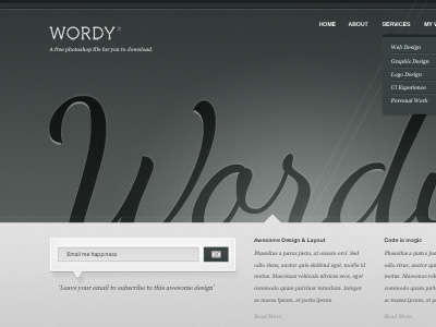 wordy_blog_design_psd_template