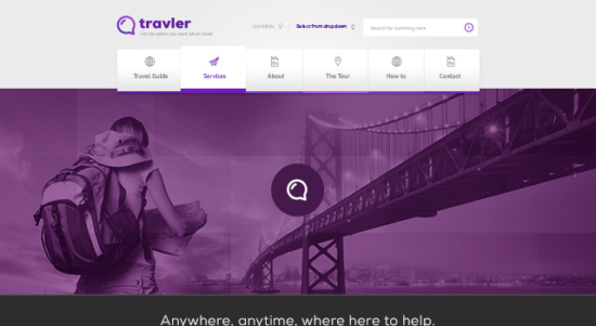 traveler_web_design_template_psd