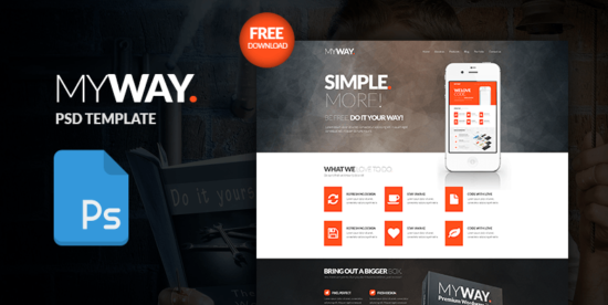myway_simple_website_template_psd