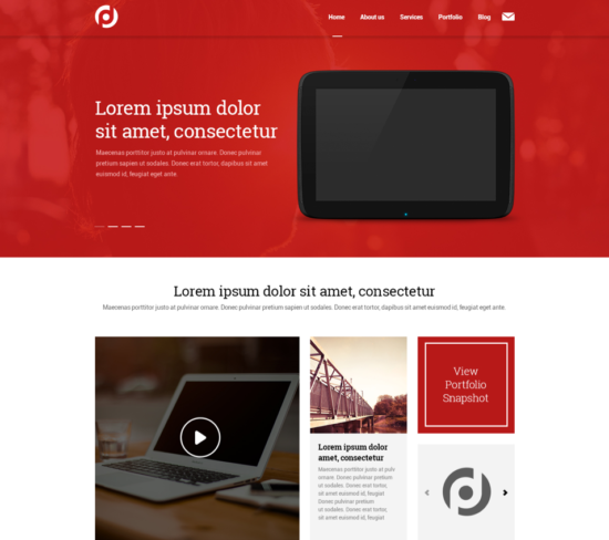 pixy_homepage_template_psd