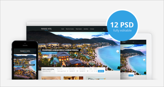 hotel_psd_website_template