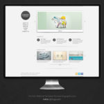 Download 125+ Free PSD Website Templates