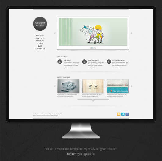 portfolio_website_psd_template