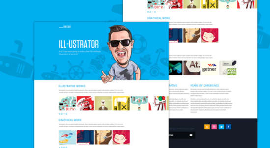 linecase_portfolio_website_design_template_psd