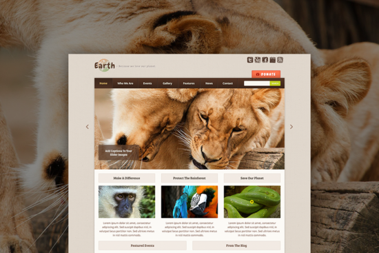 earth_wordpress_theme_free_homepage_template_psd
